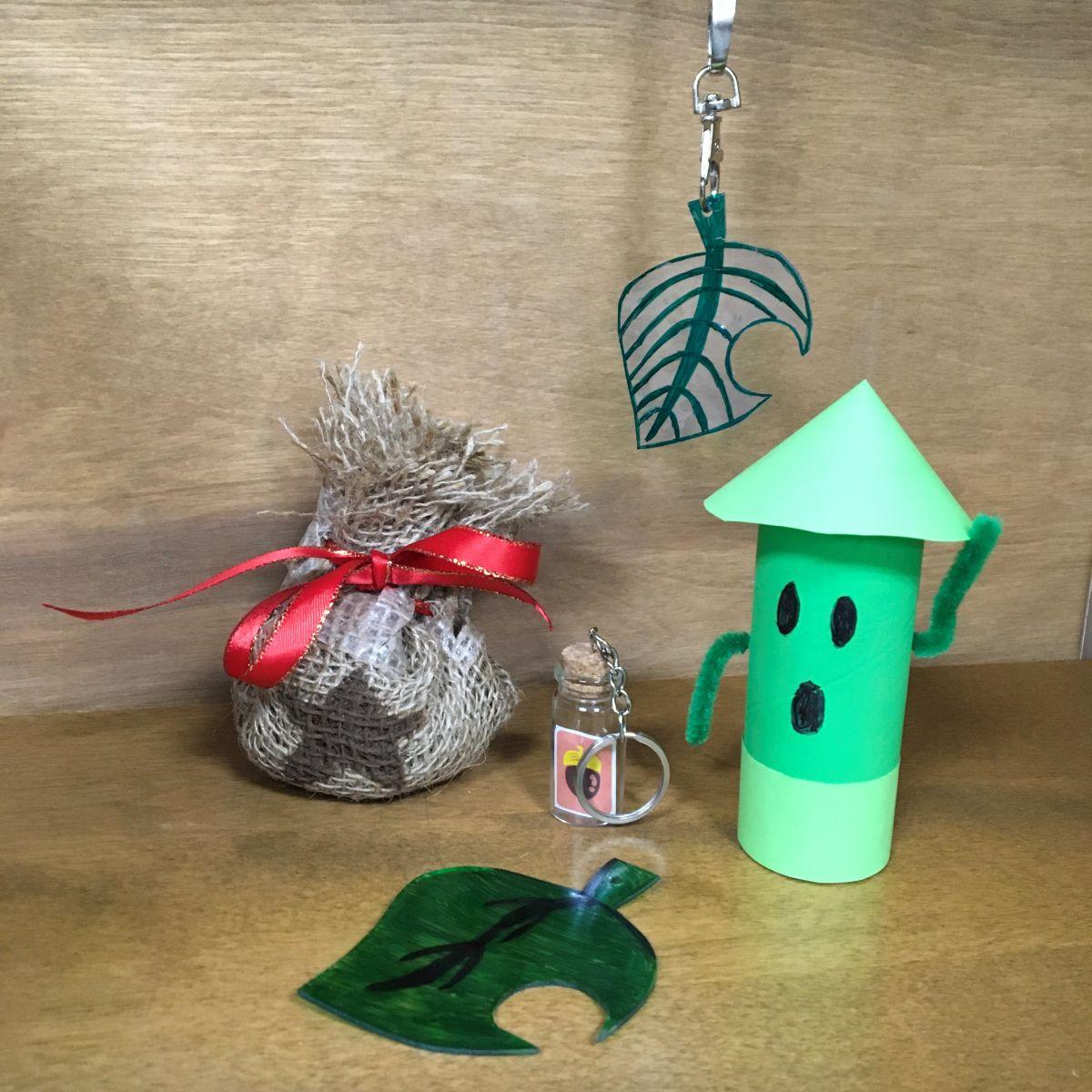 Animal Crossing Crafts